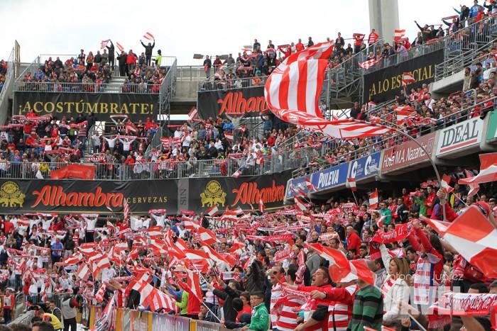 Cnticos del Granada CF  Pea La Horizontal